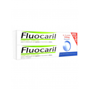 Fluocaril Dentifrice Gencives Bi-Fluoré 2 x 75 ml