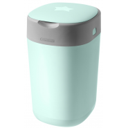 Tommee Tippee Poubelle à Couches Twist And Click Vert
