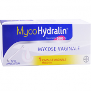 Mycohydralin 500 mg Capsule x 1