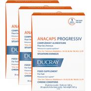 Ducray Anacaps Progressiv 3 x 30