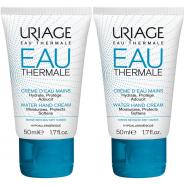 Uriage Eau Thermale Crème d'Eau Mains 2 x 50 ml