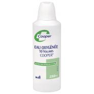Cooper Eau Oxygénée 10V 250 ml