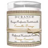 Durance Bougie Parfumée Cannelle Orange 180 g
