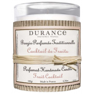 Durance Bougie Parfumée Cocktails de Fruits 180 g
