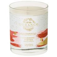 Durance Bougie Parfumée Couronne d'Hiver 180 g