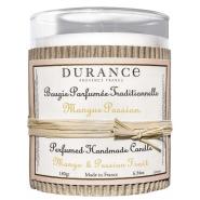Durance Bougie Parfumée Mangue Passion 180 g