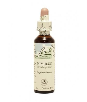 Fleurs de Bach Mimulus Gouttes 20 ml