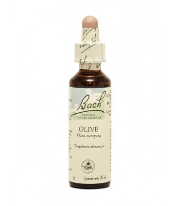 Fleurs de Bach Olive Gouttes 20 ml