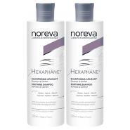 Noreva Hexaphane Shampooing Apaisant 2 x 250 ml