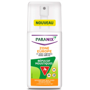 Paranix Répulsif Moustiques Zone Europe 90 ml