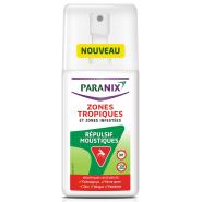 Paranix Répulsif Moustiques Zone Tropiques et Infestées 90 ml