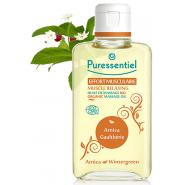 Puressentiel Effort Musculaire Huile de Massage Bio 200 ml