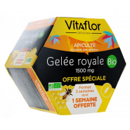 Vitaflor Gelée Royale Bio 1500 mg x 20