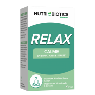 Nutri-Biotics Relax x 60
