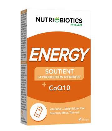 Nutri-Biotics Energy x 60