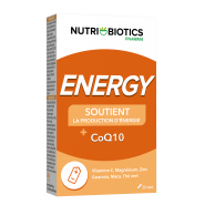 Nutri-Biotics Energy x 60