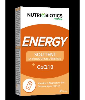 Nutri-Biotics Energy x 30