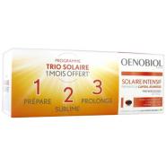 Oenobiol Solaire Intensif Capital Jeunesse Capsules 3 x 30