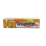 Vox lysopaïne Fraise Junior x 18