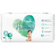 Pampers Harmonie Taille 3 x 46