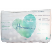 Pampers Harmonie Taille 4 x 40
