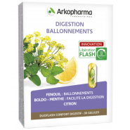 Arkopharma Duoflash Confort Digestif x 30