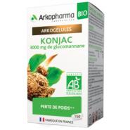Arkogélules Konjac Bio x 150