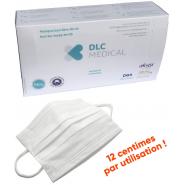 Masques-barrière en tissu lavables 15 fois x 20