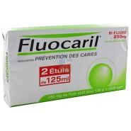 Fluocaril Bi-Fluoré 250 mg menthe 2 x 125 ml