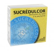 Sucrédulcor Edulcorant de Table x 600