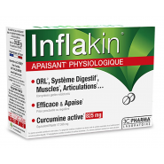 3C Pharma Inflakin Apaisant Physiologique x 10