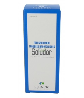 Lehning Soludor Solution Buvable 90 ml