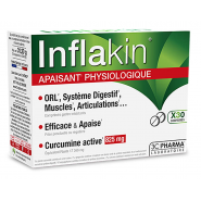 3C Pharma Inflakin Apaisant Physiologique x 30