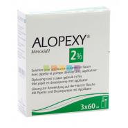 Alopexy 2% 3 x 60 ml