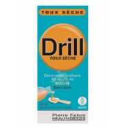 Drill Toux sèche Adulte Sirop 125 ml