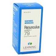 Lehning n°79 Sciatiques Névralgies 30 ml