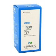 Lehning n°37 Thuya Verrues 30 ml