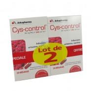Arkopharma Cys-Control Gélules 2 x 20