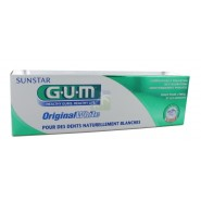 GUM Dentifrice OriginalWhite 75 ml