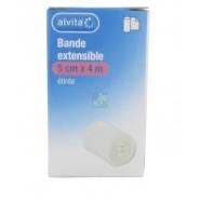 Alvita Bande Extensible 5 cm x 4 m