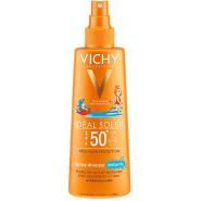 Vichy Idéal Soleil Spray Douceur Enfants SPF50+ 200 ml