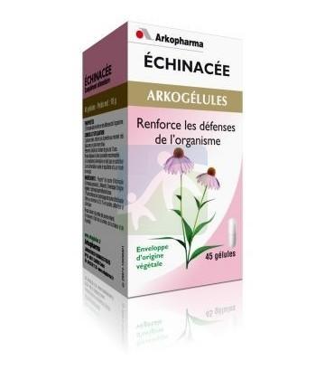 Arkopharma Arkogélules Echinacée x45 gélules