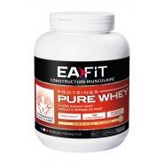 EAFIT Construction Musculaire - Pure Whey Goût Vanille 750 g