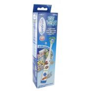 Spinbrush Kids My way ! Brosse à Dents Electrique Personnalisable Bleue
