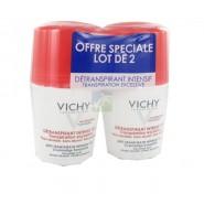 Vichy Déodorant Détranspirant Intensif 2 x 50 ml