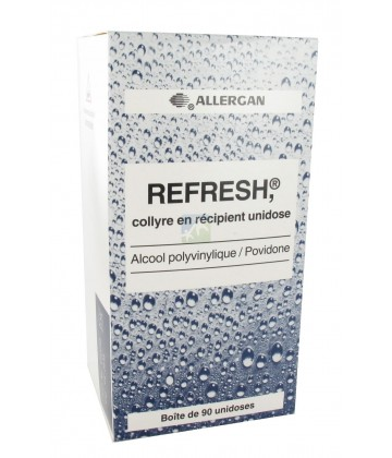 Refresh Collyre x 90