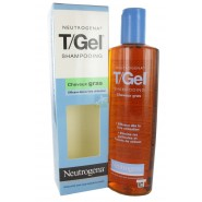 Neutrogena T/Gel Shampooing Anti-Pelliculaire Cheveux Gras 250 ml