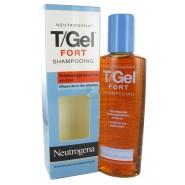 Neutrogena T/Gel Fort Shampooing Anti-Pelliculaire Démangeaisons Sévères 125 ml