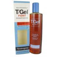 Neutrogena T/Gel Fort Shampooing Anti-Pelliculaire Démangeaisons Sévères 250 ml