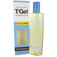 Neutrogena T/Gel Shampooing Anti-Pelliculaire Cheveux Secs 250 ml